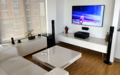 Elegant Video Game Room Ideas