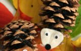Cute Hedgehog Craft for Kids